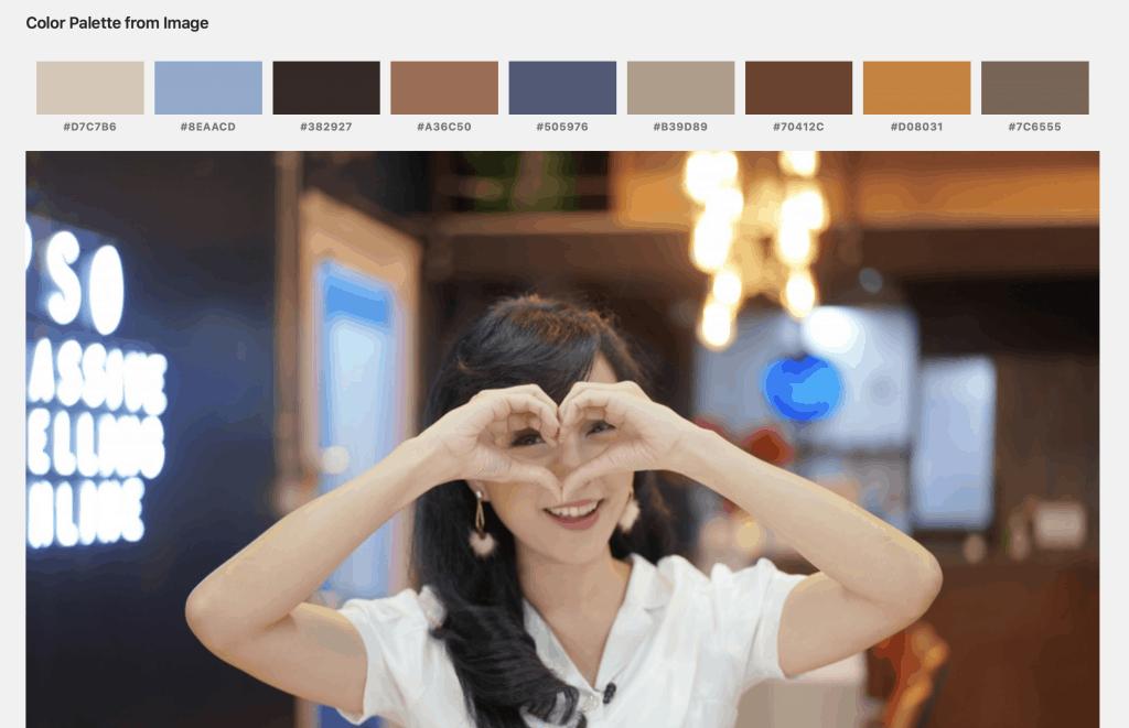Color Palette คืออะไร ? รวมเว็บไซต์หา Color Palette จากรูปภาพ