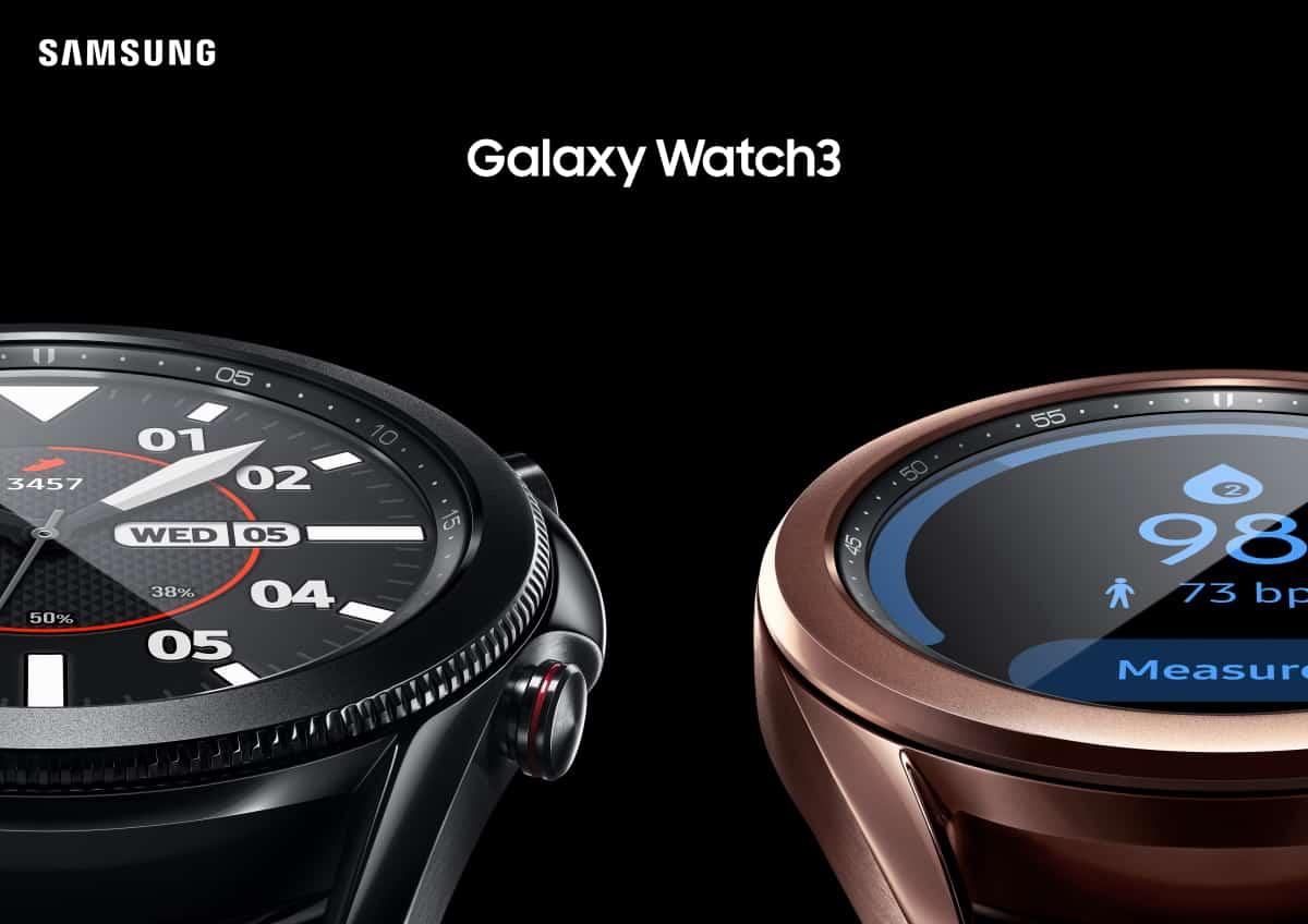 Galaxy Watch3 สมาร์ทวอชรุ่นใหม่