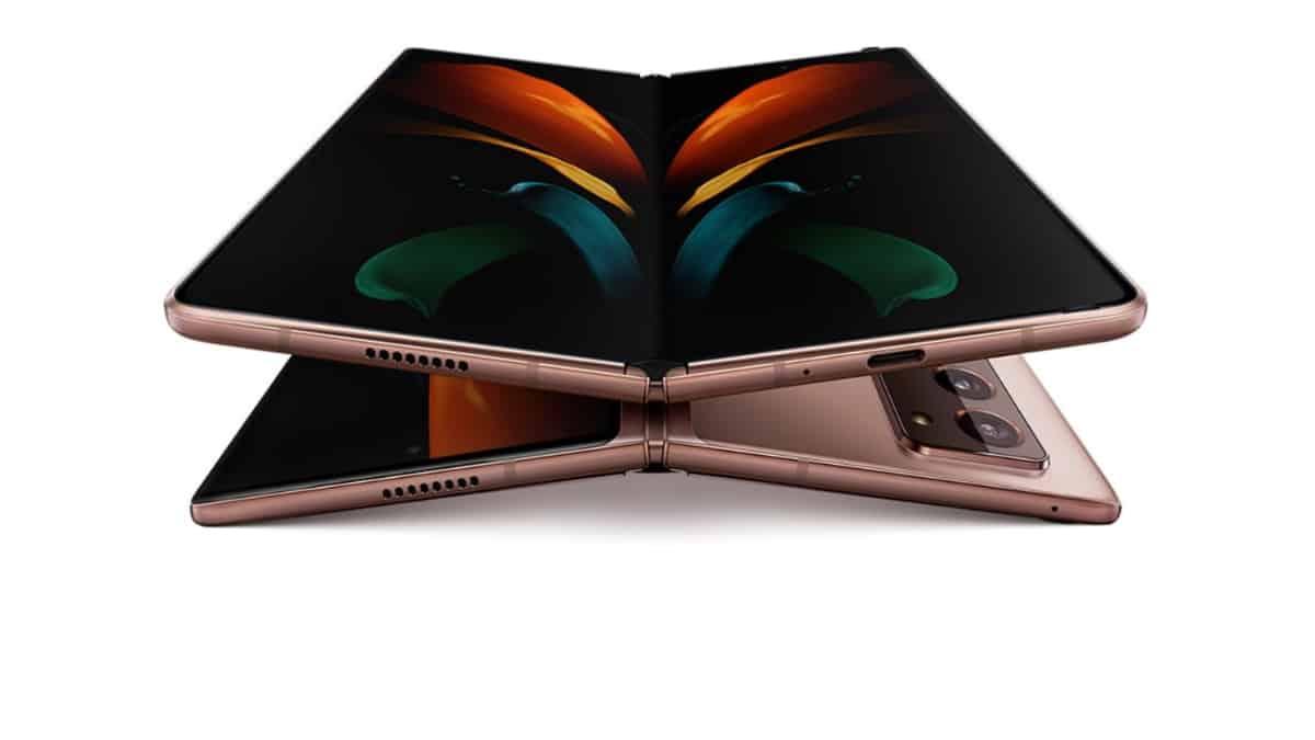 Galaxy Z Fold2 5G สมาร์ทโฟนจอพับได้