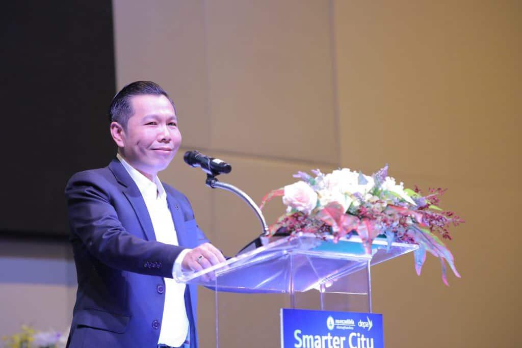 """""""ดีป้า"""" เดินหน้าส่งเสริม SMEs ประยุกต์ใช้เทคโนโลยีดิจิทัล"""