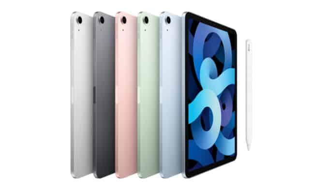เปิดตัว iPad Air กับ iPad Gen 8