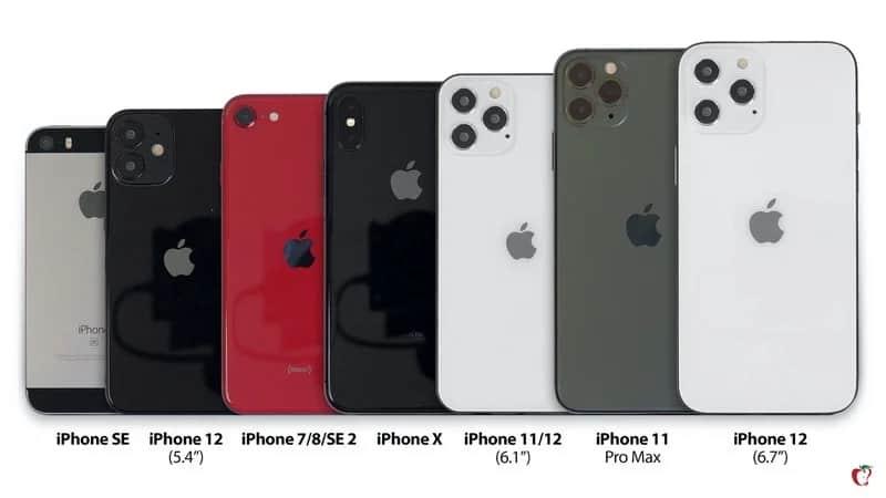 iPhone 12 ข่าวหลุด ข่าวลือ
