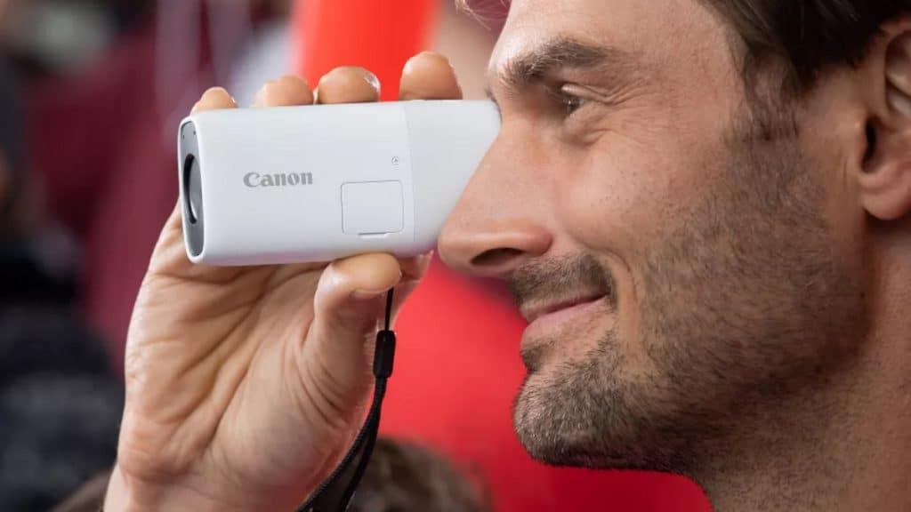 Canon Powershot Zoom กล้องส่องทางไกล