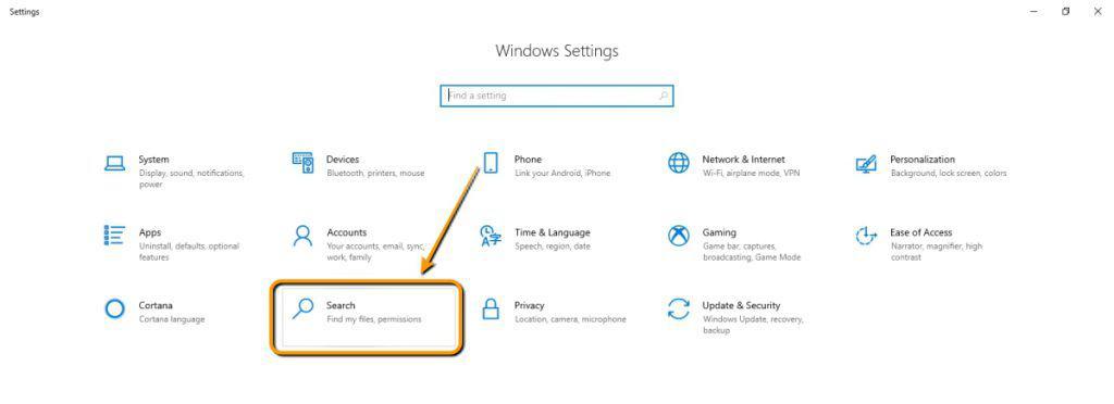 วิธีลบประวัติการค้นหาไฟล์บน Windows10