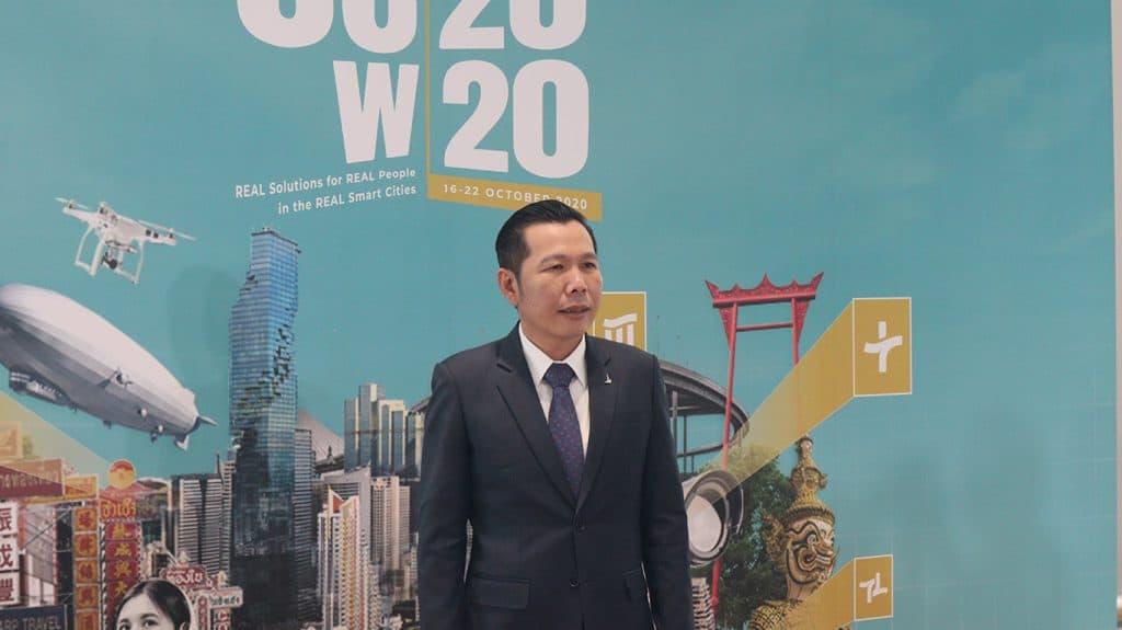 Depa จัดงาน Thailand Smart City Week 2020