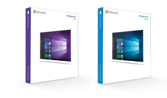 Windows 10 Home กับ Pro ต่างกันตรงไหน