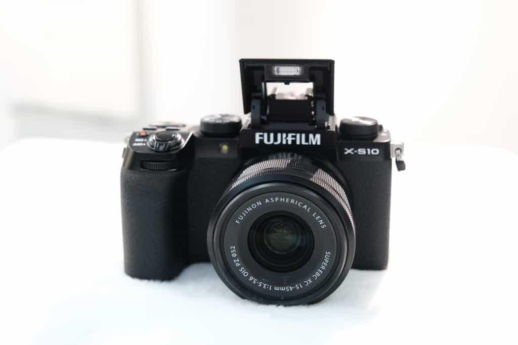 รีวิว FUJIFILM X-S10 กล้อง Mirrorless ภาพสวยจบหลังกล้อง
