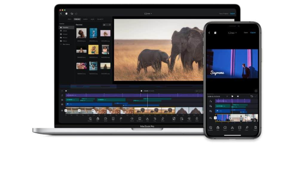 แอปตัดต่อวีดีโอฟรีบนมือถือ