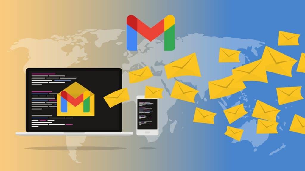 วิธี forward อีเมล พร้อมแนบอีเมลหลายฉบับบน Gmail