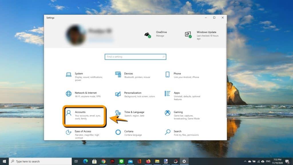 วิธีตั้งค่า Windows10 หยุดเปิดแอปอื่นๆหลัง Login