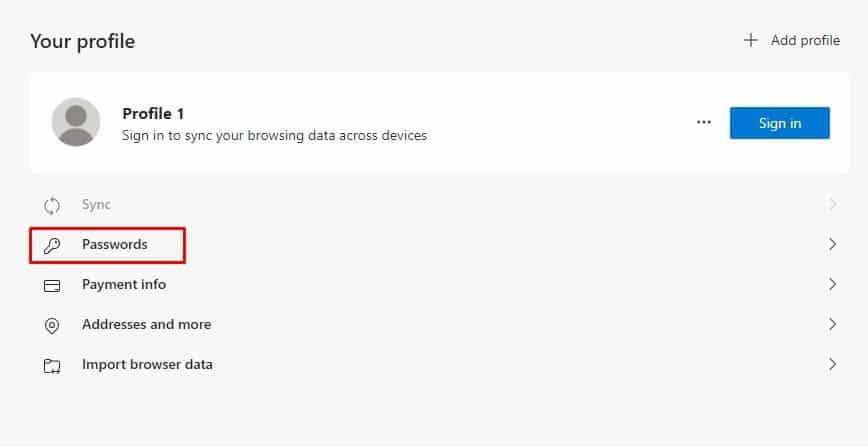 วิธีตั้งค่าเปิดแจ้งเตือนรหัสผ่านรั่วไหลบน Microsoft Edge