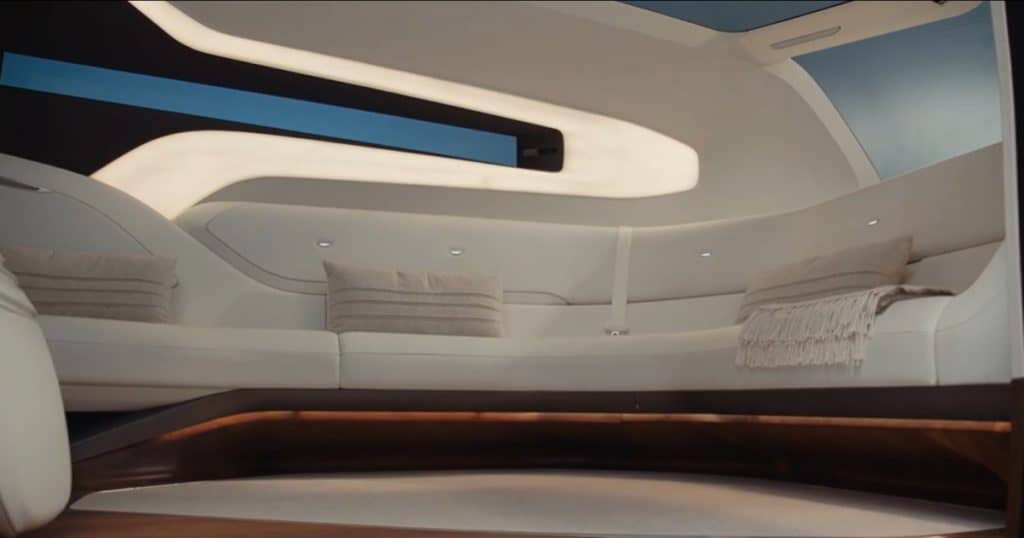 CES 2021 GM เปิดตัวรถบินได้