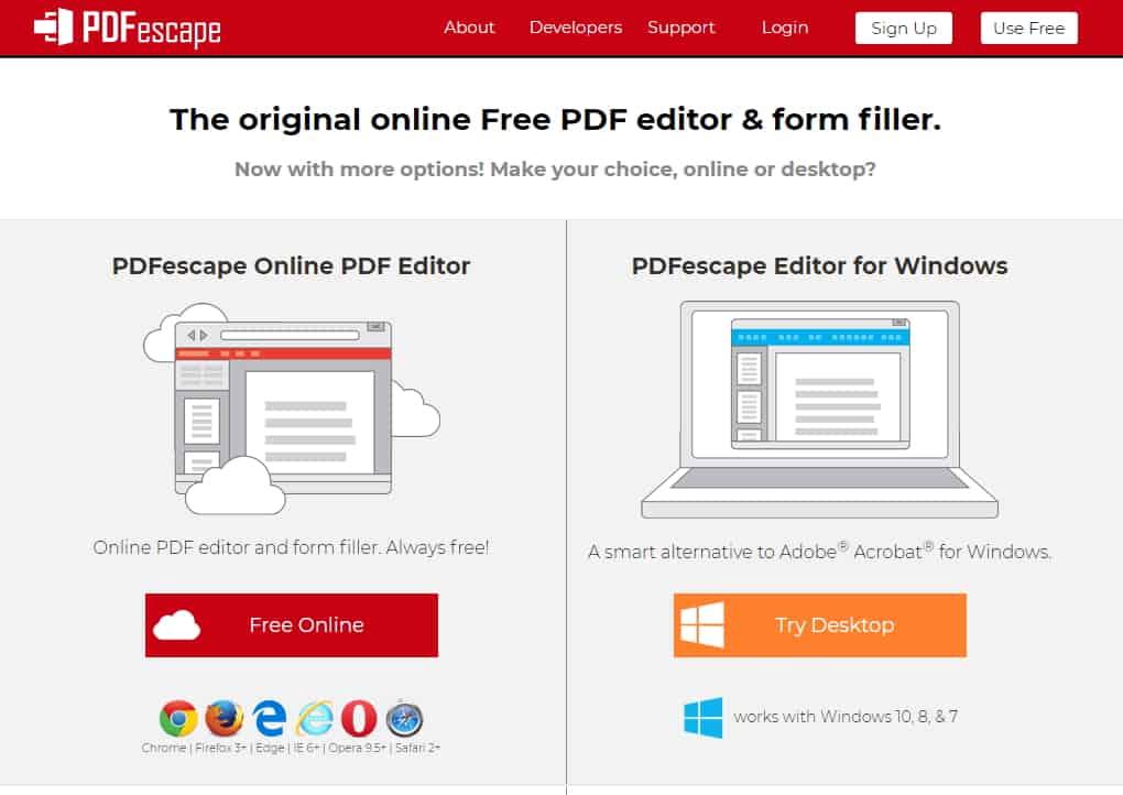 วิธีแก้ไขไฟล์ PDF โดยไม่ต้องใช้ Adobe Acrobat
