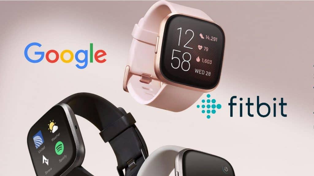 Google ซื้อกิจการ fitbit