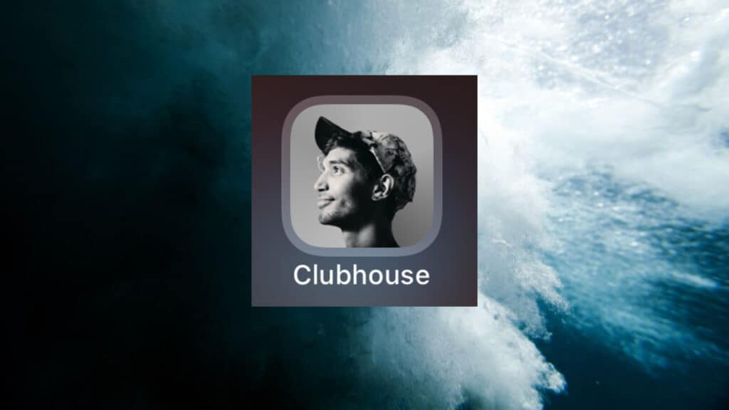 เตือนผู้เล่นแอป Clubhouse