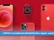 iOS14.5 รุ่นทดสอบ