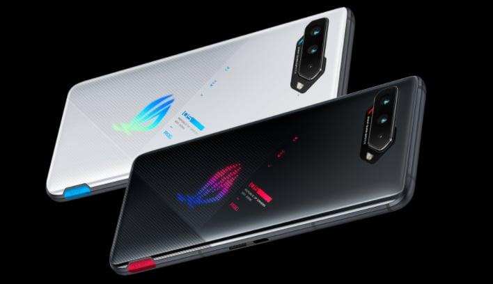 เปิดตัว ROG Phone 5 มือถือสำหรับเล่นเกม