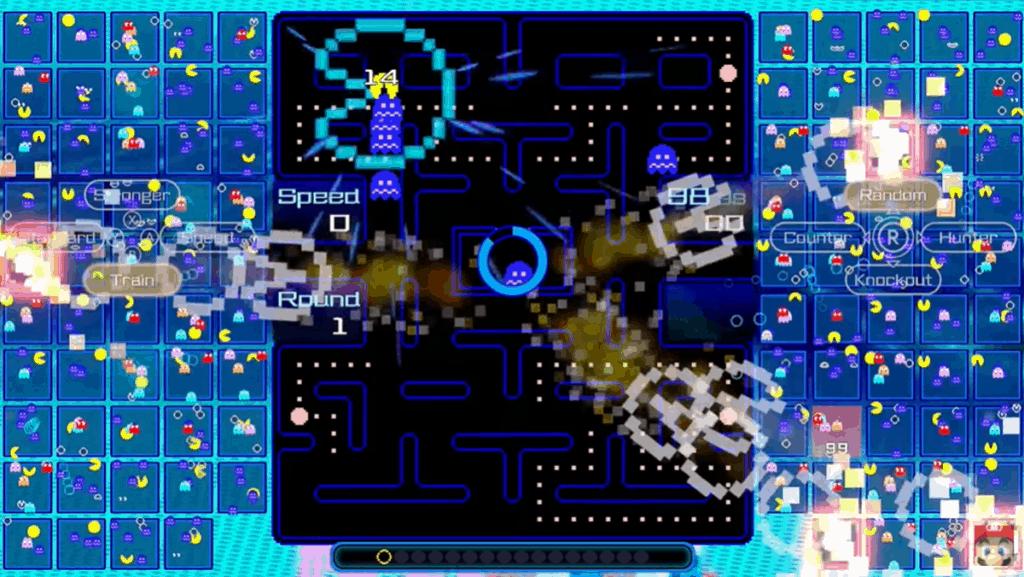 Pac-Man 99 เกมใหม่บน Nintendo Switch Online