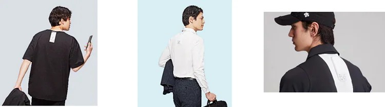 SONY Reon Pocket 2 แอร์ติดเสื้อ