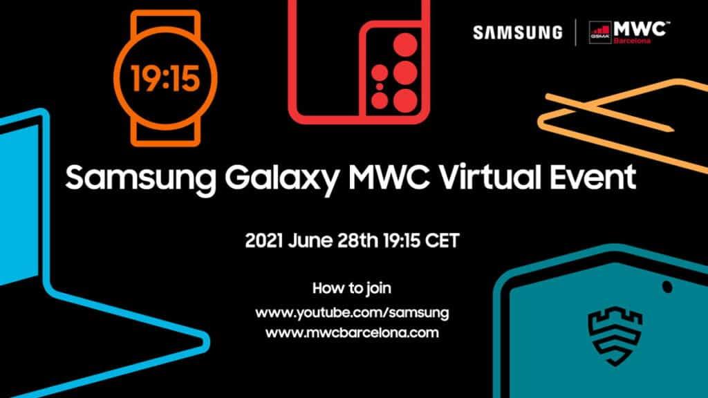 Samsung เตรียมจัด Galaxy MWC