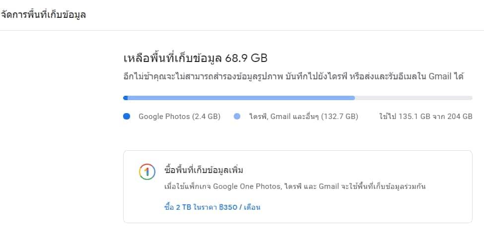 วิธีอัปโหลดรูปภาพขึ้น Google Photos แบบใหม่