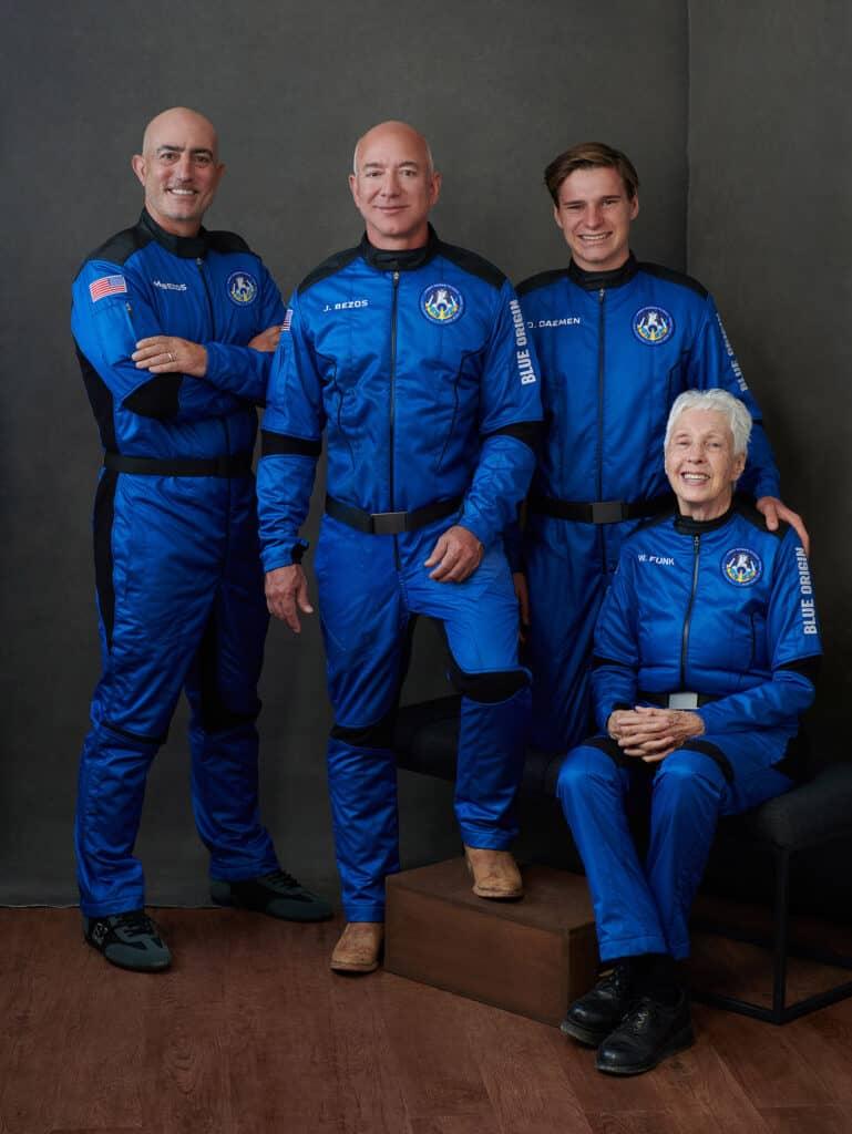 ยาน New Shepard ของ Blue Origin