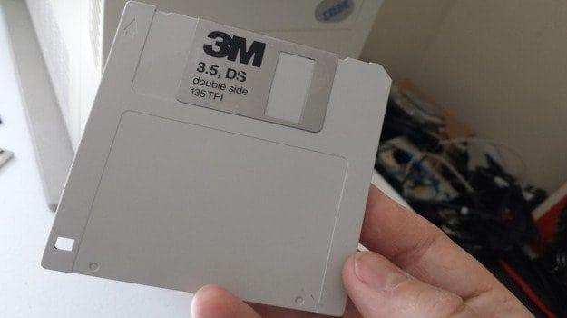 50 ปี แผ่น Floppy Disk
