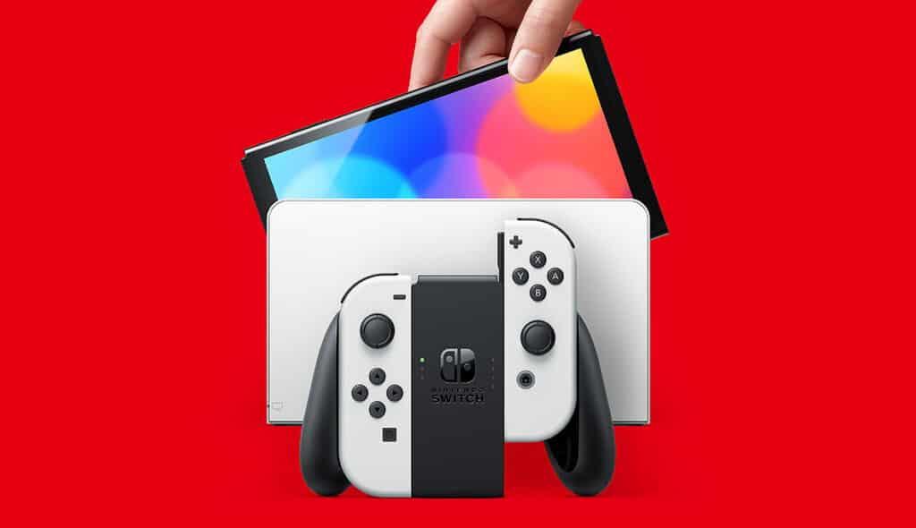 เปิดตัว Nintendo Switch จอ OLED