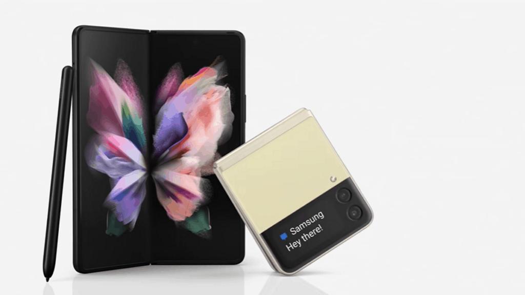 ค่าซ่อมจอแตก Galaxy Z Fold3