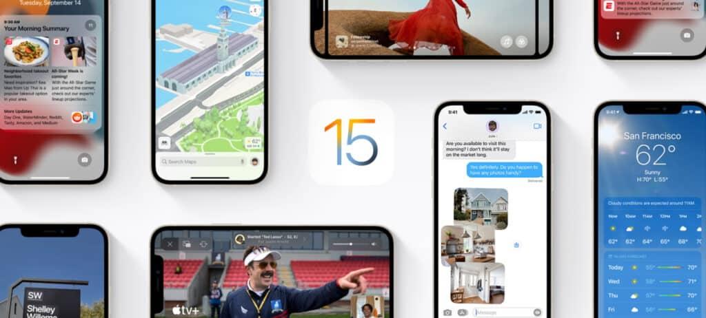 Apple เผยวันปล่อย iOS15