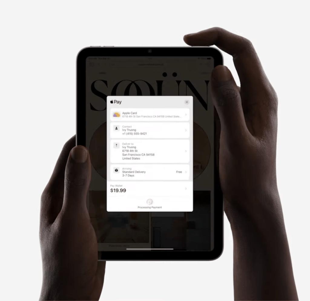 เปิดตัว iPad Mini 6 ยกเครื่องใหม่