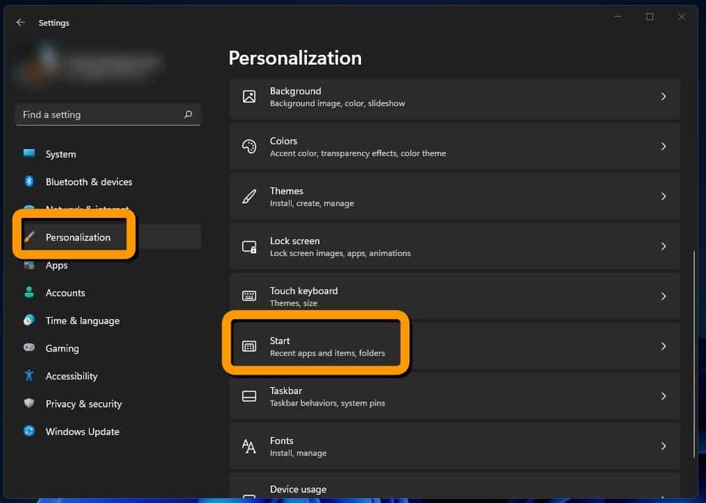วิธีซ่อนชื่อไฟล์ที่เปิดล่าสุดบน Windows11